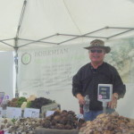 As well as gourmet muchrooms -a great selection of mushrooms with medicinal value