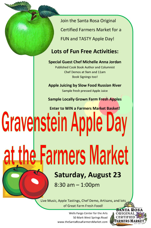 Apple Day Flyer